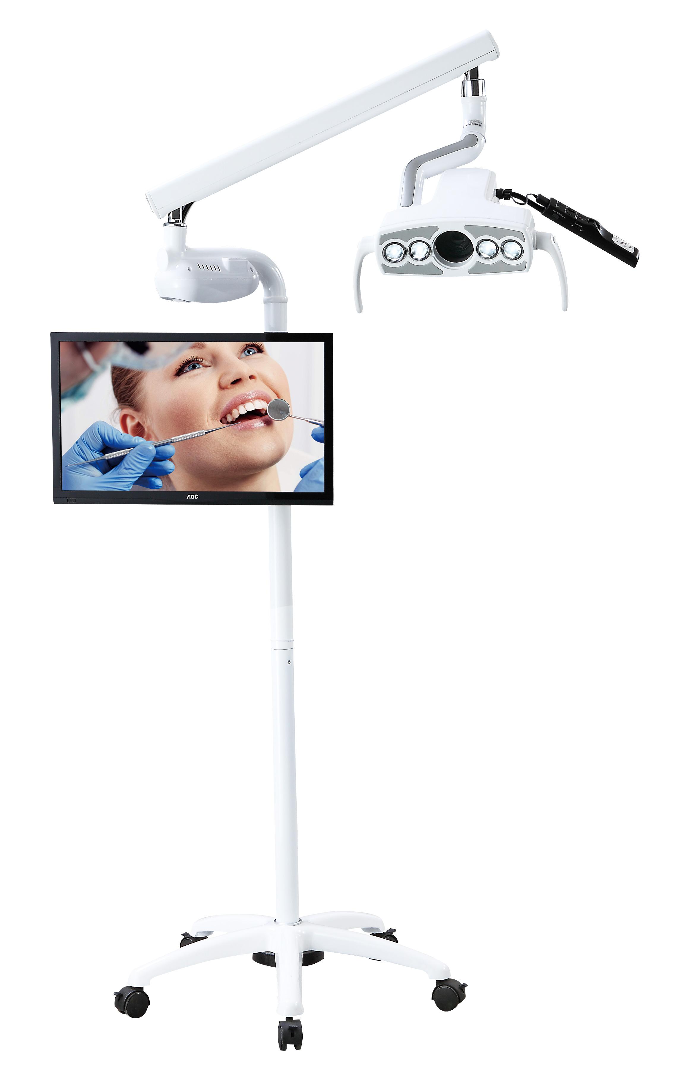 移动式口腔摄录灯B-1