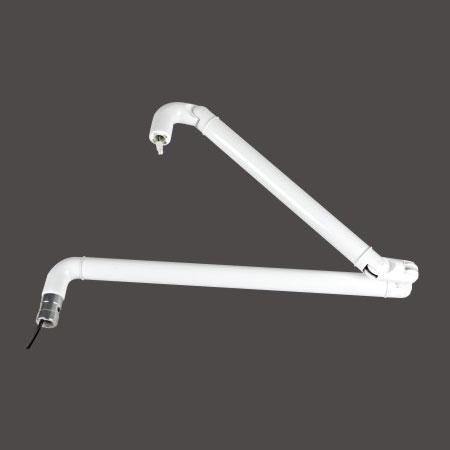 转向型铝灯臂SH-10201